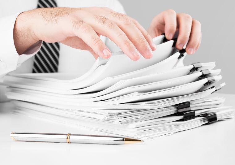 Истребование документов
